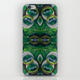 Abstract Bubble Art iPhone Skin