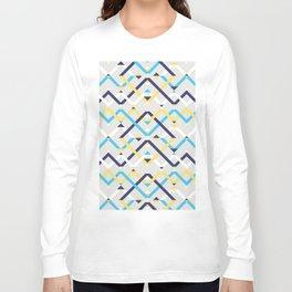 Navy Long Sleeve T-shirt
