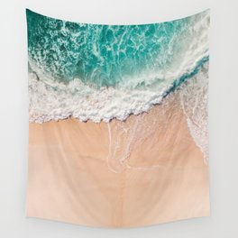 Manly Beach, Australia Wall Tapestry