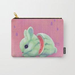Bunnymelon Carry-All Pouch