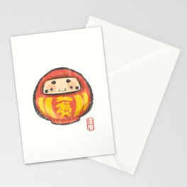 Daruma [Special Lucky Toy Box] Stationery Cards