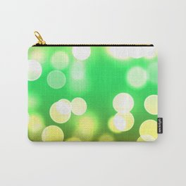 Soft Lights Bokeh 3 Carry-All Pouch