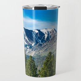 Mammoth Lakes Area, California Travel Mug