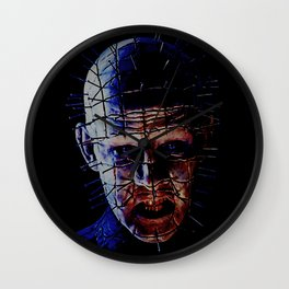 PINHEAD! Wall Clock