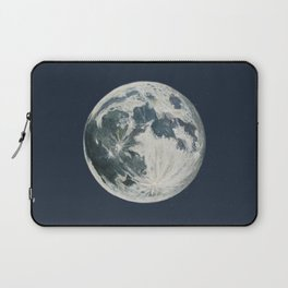 Moon Portrait 3 Laptop Sleeve