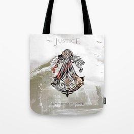 Ezio Auditore Da Firenze - Justice Tote Bag