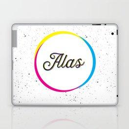 ALAS Laptop & iPad Skin