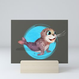Sea Lion Mini Art Print