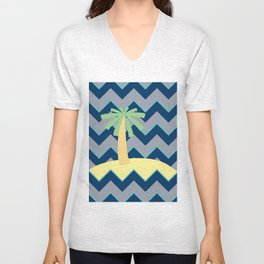 Sea you there - sealife Unisex V-Neck