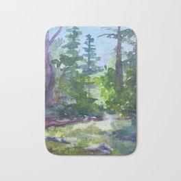Yosemite Creek Bath Mat