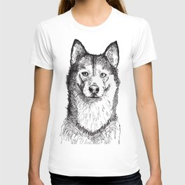 Husky is Your Friend T-shirt
