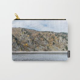 French mountain lake Carry-All Pouch