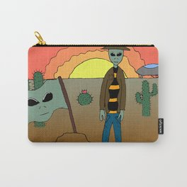 A Martian Discovery Carry-All Pouch
