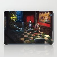 bioshock iPad Cases featuring Bioshock by Michele Giorgi