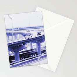 Winter Blitz Stationery Cards