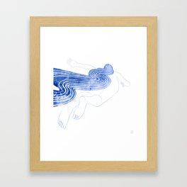 Water Nymph XLVII Framed Art Print
