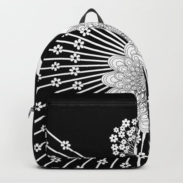 Peacock 1 Backpack