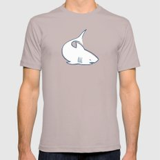 Shark SMALL Mens Fitted Tee Cinder