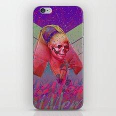 Memento mori C iPhone & iPod Skin