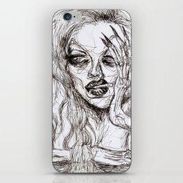 Ennui iPhone Skin