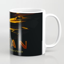 Titan - NASA Space Travel (Alternative) Coffee Mug