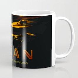 Titan - NASA Space Travel (Alternative) Coffee Mug
