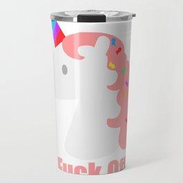 Unicorn Sass Travel Mug