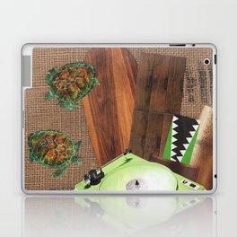 I Like Turtles Laptop & iPad Skin