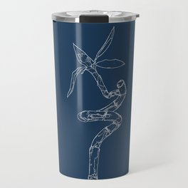 Bamboo Blueprint Travel Mug
