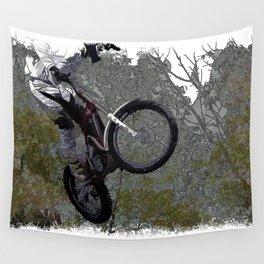 Off-roading - Motocross Racing Wandbehang