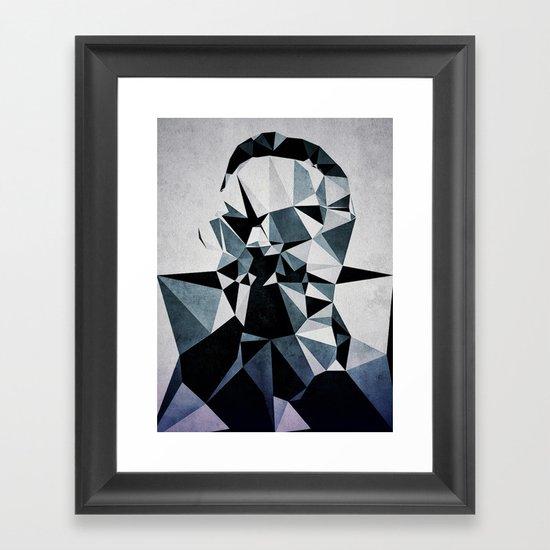 pyly fyce Framed Art Print