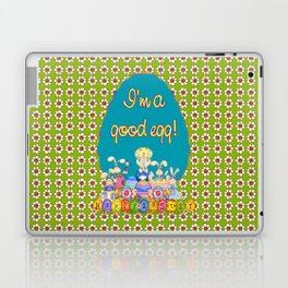 Hoppy Easter Laptop & iPad Skin