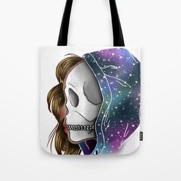 Chilled to the Bone Tote Bag