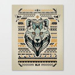 BLN Canvas Print
