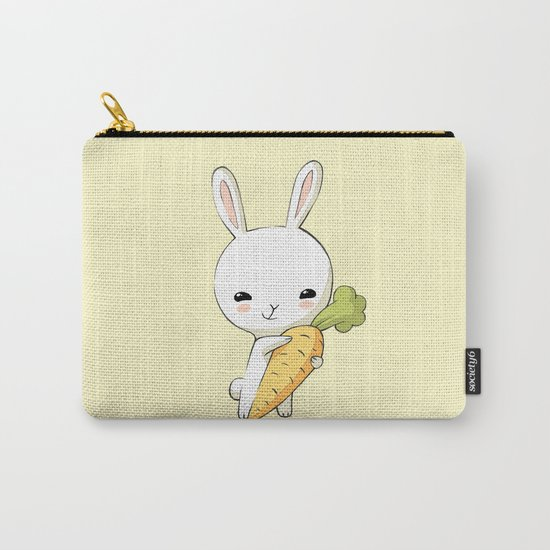 Bunny Carrot 2 Carry-All Pouch