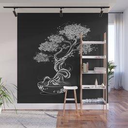 Bonsai tree Wall Mural