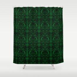 The Grand Salon, Vert Shower Curtain