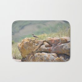 Cape Wagtail Bath Mat