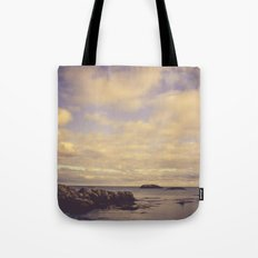 Her Dreams Stretched as Far as the Sea Was Wide Tote Bag