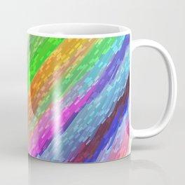 Colorful digital art splashing G479 Coffee Mug