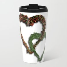 natural hearts Travel Mug