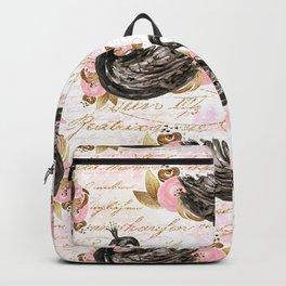 Black Swans ballerina #2 Backpack