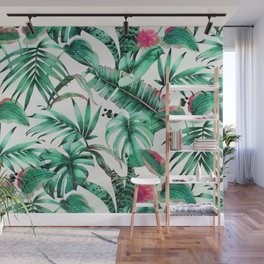 Jungle vibes I Wall Mural