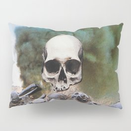 The Smoke Monster Pillow Sham