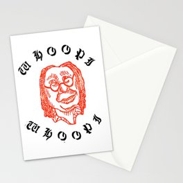 Whoopi Print Stationery Cards