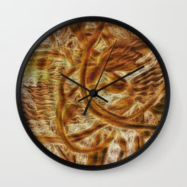 Interference Wall Clock
