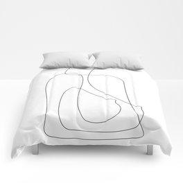 Bali Nude Comforters