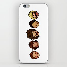 WWA All iPhone Skin