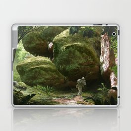 Grotte Laptop & iPad Skin