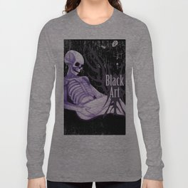 Black Art Long Sleeve T-shirt